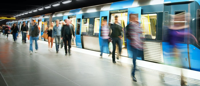 how to be happier, commute to work