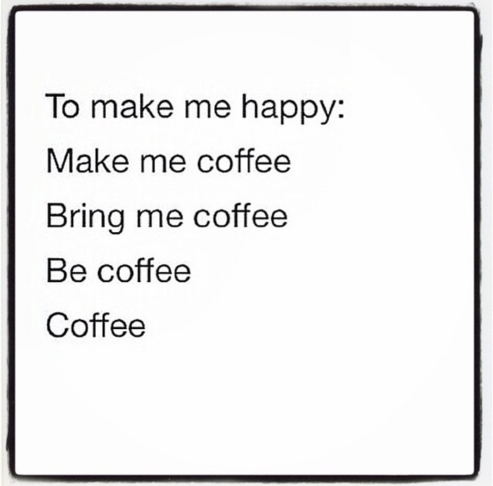 positive quotes,  coffee