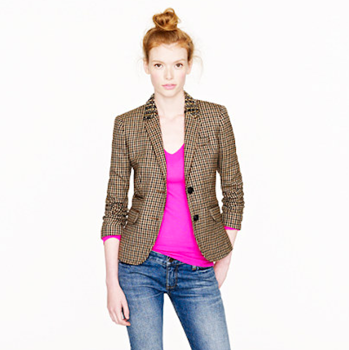 Fashion girl blazer