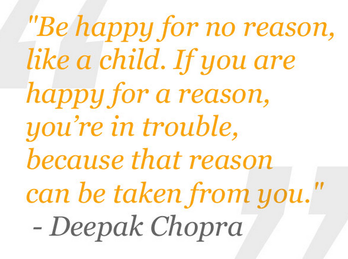 what deepak chopra wants you to know about gratitude happier