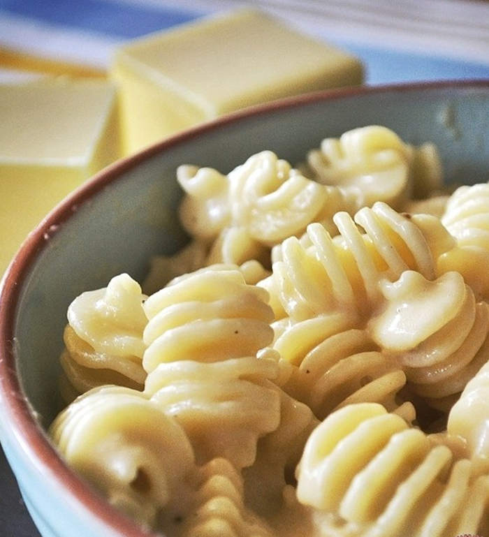 Mac & Cheese, healthy meal ideas