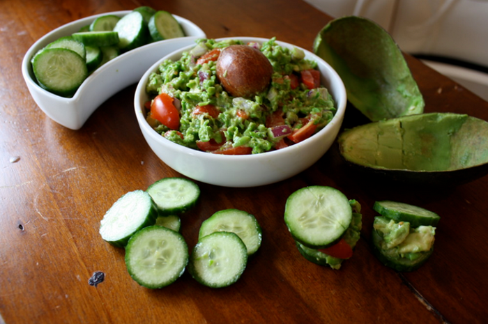 best food blogs, Double Your Serving Guacamole