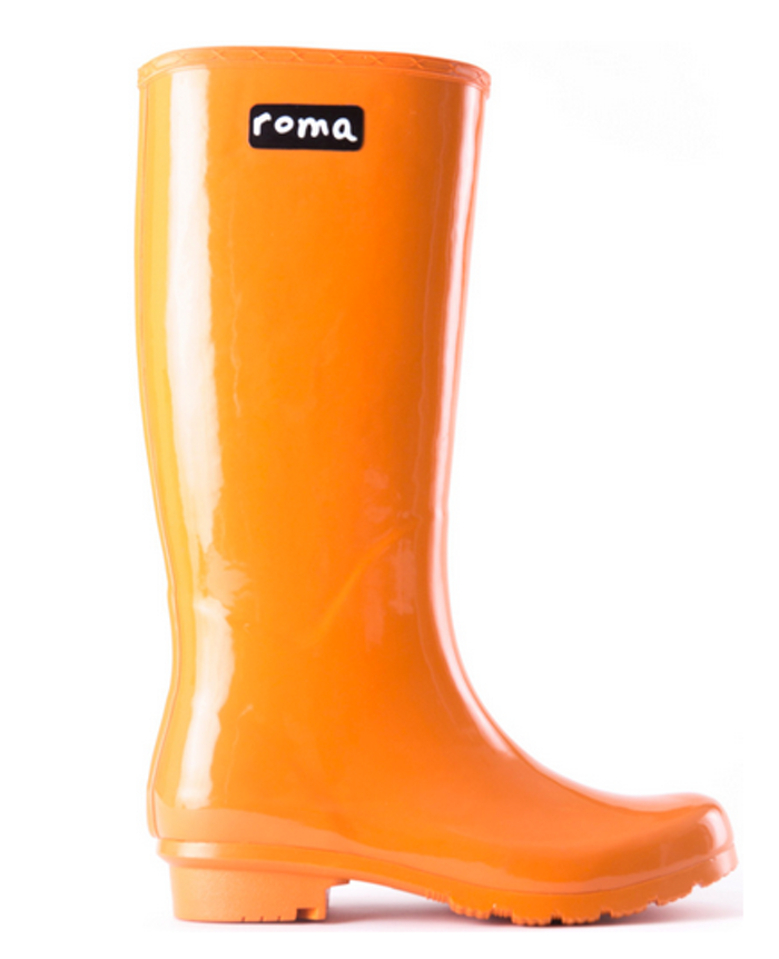 Roma Boots, giving back, Happier