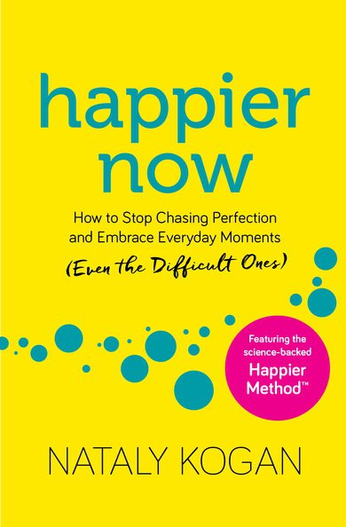 Happier Now paperback cover