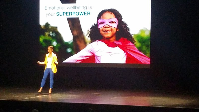 Emotional wellbeing superpower