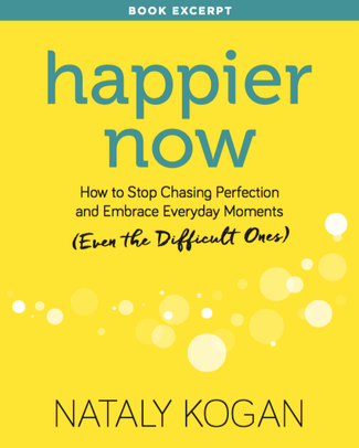 Happier Now Book Excerpt