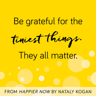 Happier Card - Gratitude