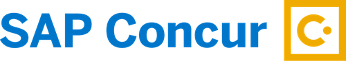 SAP Concur logo color