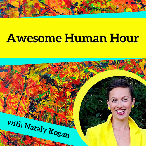 Awesome Human Hour graphic