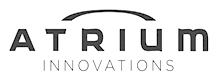atrium black and white logo