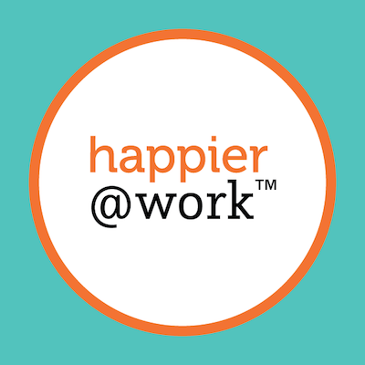 Happier @ Work teal logo - 400x400
