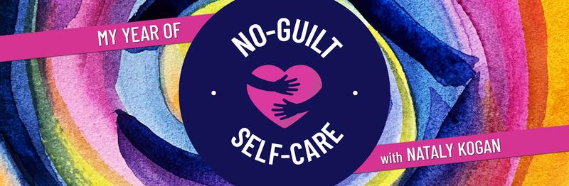 horizontal self-care banner